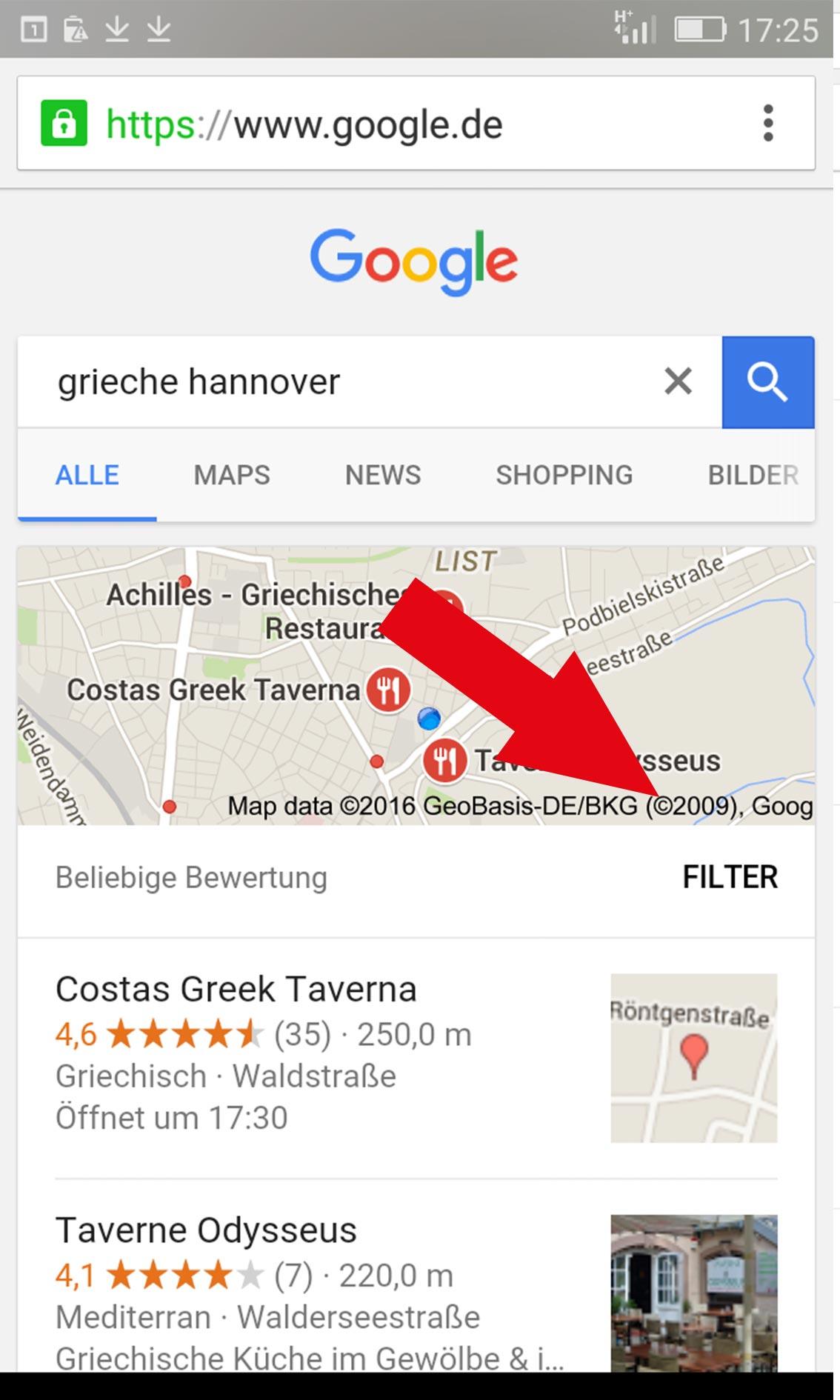Alles über Google-Bewertungen | kundentests.com