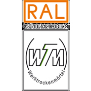 ral-werktrockenmörtel